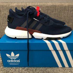 Adidas POD S3.1 Sneaker Size 12 Men - Dark Blue